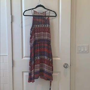 Collective Concepts colorful dress